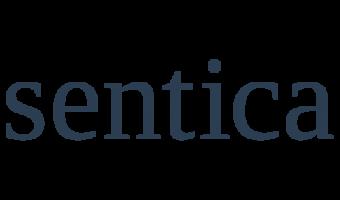Sentica - logo
