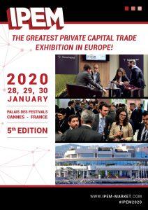 IPEM - The Private Capital Exhibition in Cannes, France @ Palais de Festivals