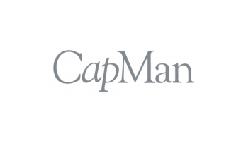 Capman logo nettisivuille