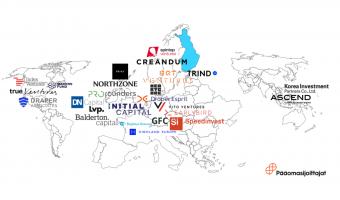 Ulkomaiset VC-sijoitukset Suomessa